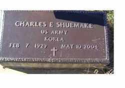 SHUEMAKE, CHARLES E. - Adams County, Ohio | CHARLES E. SHUEMAKE - Ohio Gravestone Photos