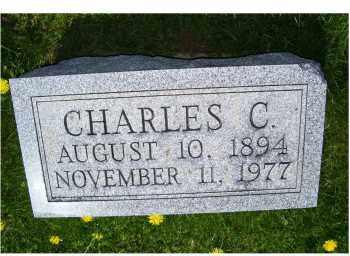 SHUMAKER, CHARLES C. - Adams County, Ohio   CHARLES C. SHUMAKER - Ohio Gravestone Photos