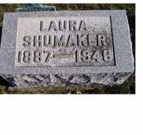SHUMAKER, LAURA - Adams County, Ohio | LAURA SHUMAKER - Ohio Gravestone Photos