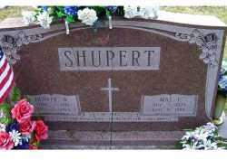 SHUPERT, DENVER W. - Adams County, Ohio   DENVER W. SHUPERT - Ohio Gravestone Photos
