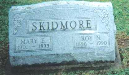 SKIDMORE, MARY E. - Adams County, Ohio | MARY E. SKIDMORE - Ohio Gravestone Photos