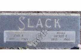 SLACK, JOHN A. - Adams County, Ohio | JOHN A. SLACK - Ohio Gravestone Photos