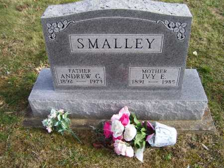 SMALLEY, ANDREW G. - Adams County, Ohio | ANDREW G. SMALLEY - Ohio Gravestone Photos