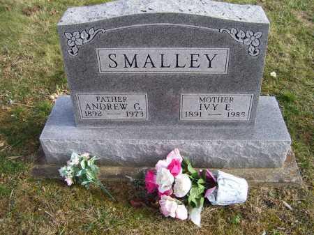 SMALLEY, IVY E. - Adams County, Ohio | IVY E. SMALLEY - Ohio Gravestone Photos