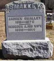 SMALLEY, REBECCA A. - Adams County, Ohio | REBECCA A. SMALLEY - Ohio Gravestone Photos