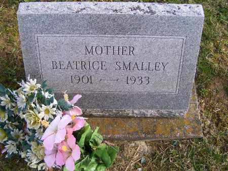 SMALLEY, BEATRICE - Adams County, Ohio | BEATRICE SMALLEY - Ohio Gravestone Photos