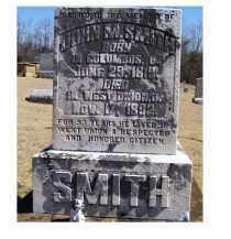 SMITH, JOHN M. - Adams County, Ohio   JOHN M. SMITH - Ohio Gravestone Photos