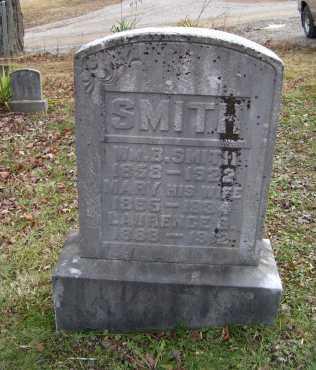 SMITH, LAURENCE G. - Adams County, Ohio | LAURENCE G. SMITH - Ohio Gravestone Photos