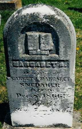 SNEDAKER, MARGARET - Adams County, Ohio | MARGARET SNEDAKER - Ohio Gravestone Photos