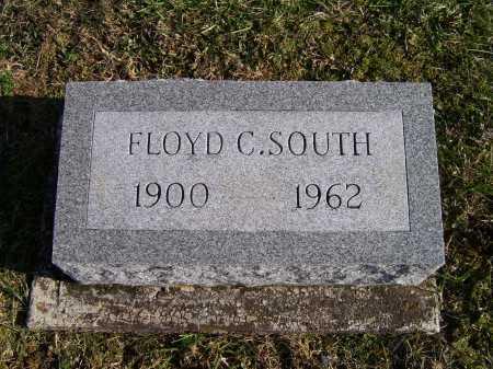 SOUTH, FLOYD C. - Adams County, Ohio | FLOYD C. SOUTH - Ohio Gravestone Photos