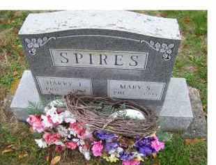 SPIRES, HARRY J. - Adams County, Ohio | HARRY J. SPIRES - Ohio Gravestone Photos