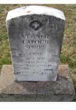 SPIRES, VERNER LATOUR - Adams County, Ohio   VERNER LATOUR SPIRES - Ohio Gravestone Photos