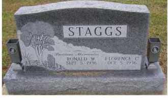 STAGGS, RONALD W. - Adams County, Ohio | RONALD W. STAGGS - Ohio Gravestone Photos