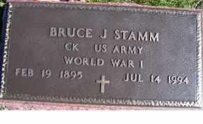 STAMM, BRUCE J. - Adams County, Ohio   BRUCE J. STAMM - Ohio Gravestone Photos