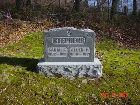 STEPHENS, ALLEN P. - Adams County, Ohio   ALLEN P. STEPHENS - Ohio Gravestone Photos