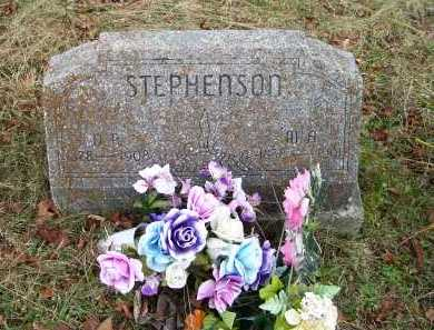 STEPHENSON, M.A. - Adams County, Ohio | M.A. STEPHENSON - Ohio Gravestone Photos