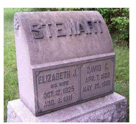 STEWART, DAVID C. - Adams County, Ohio | DAVID C. STEWART - Ohio Gravestone Photos