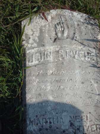 STIVERS, JOHN - Adams County, Ohio   JOHN STIVERS - Ohio Gravestone Photos