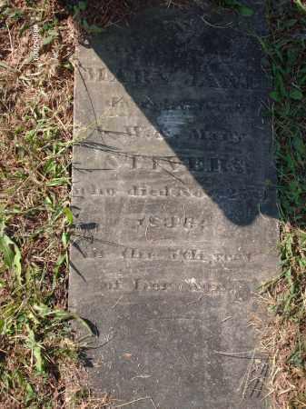 STIVERS, MARY JANE - Adams County, Ohio | MARY JANE STIVERS - Ohio Gravestone Photos