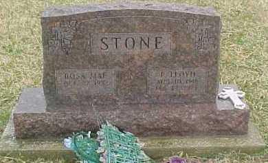 STONE, ROSA MAE - Adams County, Ohio | ROSA MAE STONE - Ohio Gravestone Photos