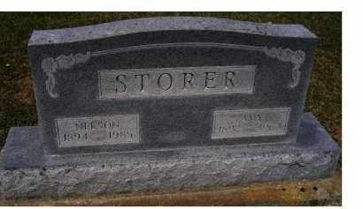 STORER, AMY - Adams County, Ohio | AMY STORER - Ohio Gravestone Photos