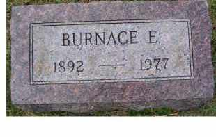 SUFFRON, BURNACE E. - Adams County, Ohio | BURNACE E. SUFFRON - Ohio Gravestone Photos