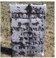 SUFFRON, CAROLINE A. - Adams County, Ohio   CAROLINE A. SUFFRON - Ohio Gravestone Photos