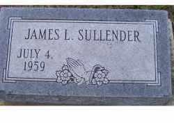 SULLENDER, JAMES L. - Adams County, Ohio   JAMES L. SULLENDER - Ohio Gravestone Photos