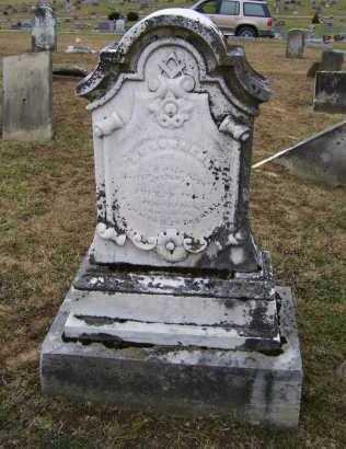 SUMMERS, J. F. - Adams County, Ohio   J. F. SUMMERS - Ohio Gravestone Photos