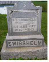 SWISSHELM, IDA M. - Adams County, Ohio | IDA M. SWISSHELM - Ohio Gravestone Photos