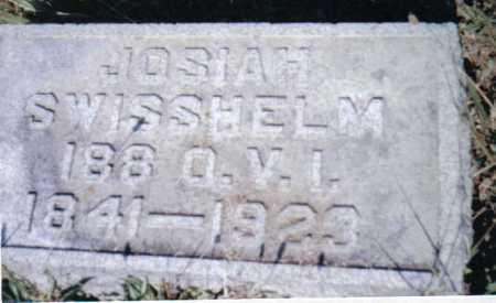 SWISSHELM, JOSIAH - Adams County, Ohio | JOSIAH SWISSHELM - Ohio Gravestone Photos