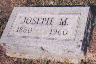 SWISSHELM, JOSEPH M. - Adams County, Ohio | JOSEPH M. SWISSHELM - Ohio Gravestone Photos