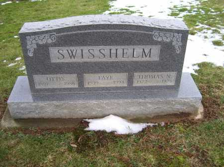 SWISSHELM, FAYE - Adams County, Ohio | FAYE SWISSHELM - Ohio Gravestone Photos