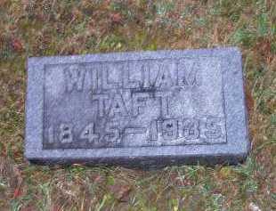 TAFT, WILLIAM - Adams County, Ohio   WILLIAM TAFT - Ohio Gravestone Photos