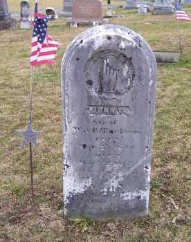 TARLTON, JOHN T. - Adams County, Ohio | JOHN T. TARLTON - Ohio Gravestone Photos
