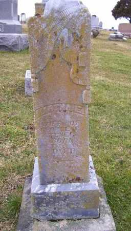 TENER, MARTHA E. - Adams County, Ohio   MARTHA E. TENER - Ohio Gravestone Photos