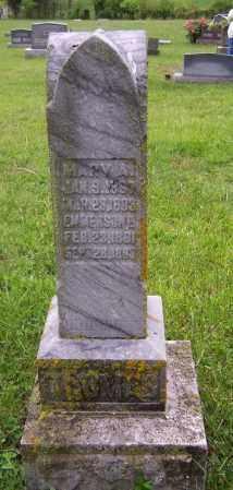 THOMAS, EMMERSON E. - Adams County, Ohio | EMMERSON E. THOMAS - Ohio Gravestone Photos
