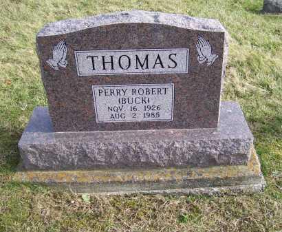 THOMAS, PERRY ROBERT - Adams County, Ohio | PERRY ROBERT THOMAS - Ohio Gravestone Photos