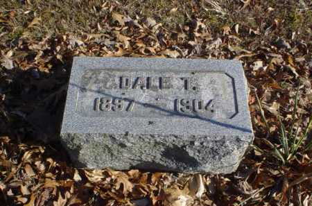 THOMPSON, DALE T. - Adams County, Ohio | DALE T. THOMPSON - Ohio Gravestone Photos