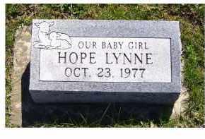 THOMPSON, HOPE LYNNE - Adams County, Ohio | HOPE LYNNE THOMPSON - Ohio Gravestone Photos
