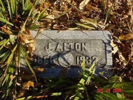 THOMPSON, J. ALTON - Adams County, Ohio | J. ALTON THOMPSON - Ohio Gravestone Photos