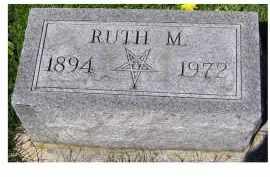 THOMPSON, RUTH M. - Adams County, Ohio | RUTH M. THOMPSON - Ohio Gravestone Photos