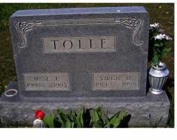 TOLLE, JESSE J. - Adams County, Ohio | JESSE J. TOLLE - Ohio Gravestone Photos