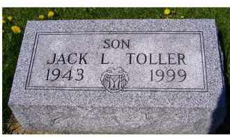 TOLLER, JACK L. - Adams County, Ohio   JACK L. TOLLER - Ohio Gravestone Photos