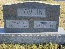 TOMLIN, JOHN - Adams County, Ohio | JOHN TOMLIN - Ohio Gravestone Photos