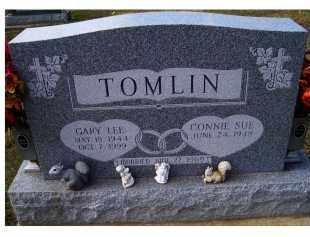 TOMLIN, GARY LEE - Adams County, Ohio   GARY LEE TOMLIN - Ohio Gravestone Photos