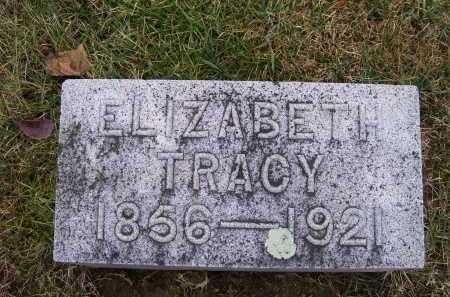 TRACY, ELIZABETH - Adams County, Ohio | ELIZABETH TRACY - Ohio Gravestone Photos