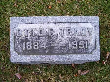 TRACY, OTTO P. - Adams County, Ohio   OTTO P. TRACY - Ohio Gravestone Photos