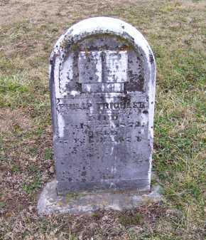 TRICHLER, PHILIP - Adams County, Ohio | PHILIP TRICHLER - Ohio Gravestone Photos