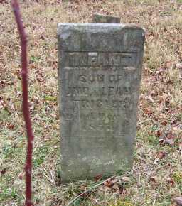 TRIGLER, INFANT - Adams County, Ohio | INFANT TRIGLER - Ohio Gravestone Photos